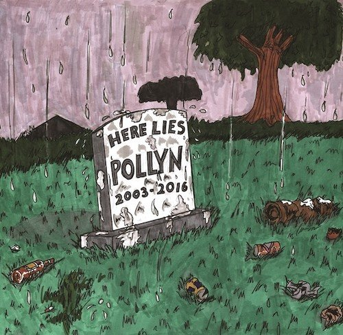 Vinilo : Pollyn - Anthology: Here Lies Pollyn (2003-2016) (3 Disc)
