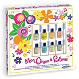 SentoSphere Perfume Maker Game - with 8 natural essences and fragrances