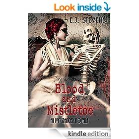 Blood and Mistletoe (Ivy Granger)