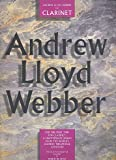 Andrew Lloyd Webber for clarinet (0711942943) by Lloyd Webber, Andrew