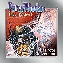 Das rote Universum (Perry Rhodan Silber Edition 9) Audiobook by Clark Darlton, K.H. Scheer, Kurt Brand Narrated by Josef Tratnik