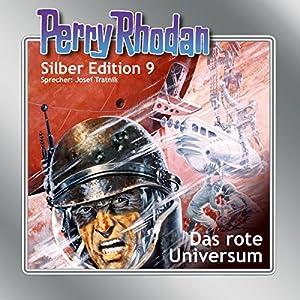 Das rote Universum (Perry Rhodan Silber Edition 9) Hörbuch