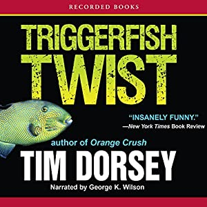 Triggerfish Twist Hörbuch