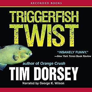 Triggerfish Twist Hörbuch