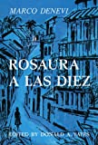 img - for Rosaura a las Diez (Spanish Edition) book / textbook / text book
