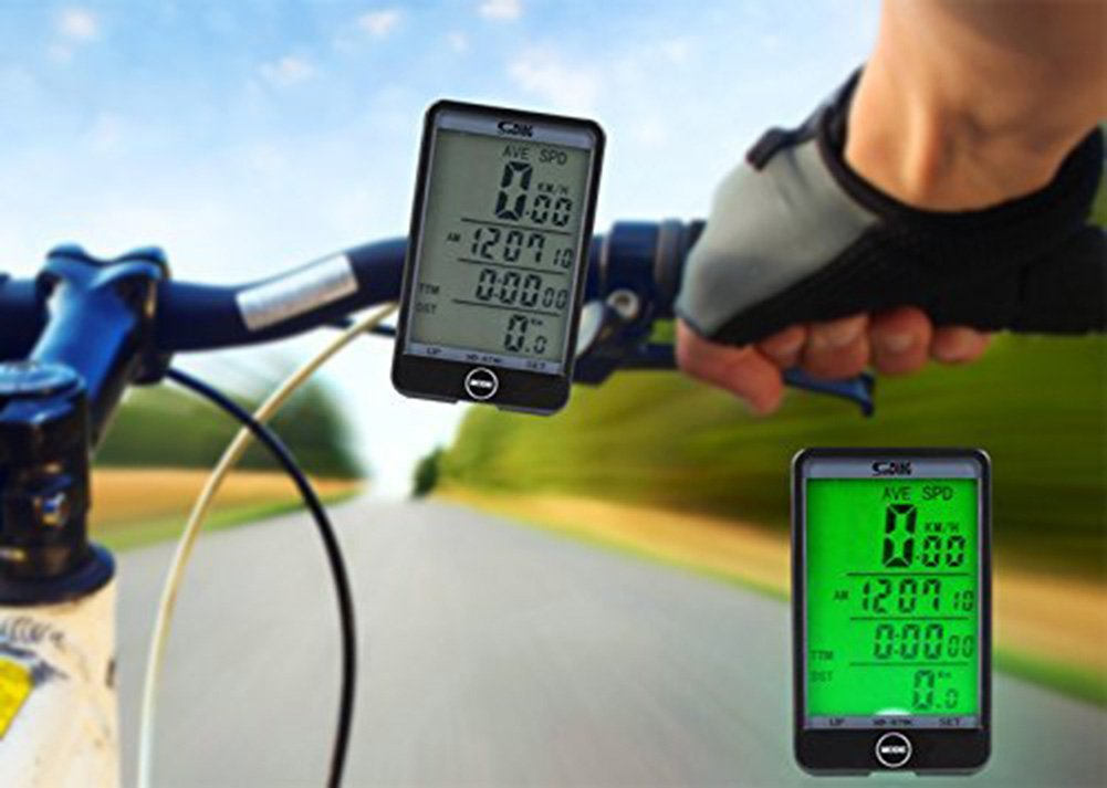 Best Wireless Bicycle Computer Speedometer Reviews cover image