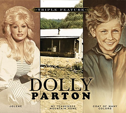 DOLLY PARTON - Coat Of Many Colors / My Tennessee Mountain Home / Jolene - Zortam Music