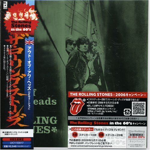 The Rolling Stones - Out of the Heads of the Rolling Stones - Zortam Music