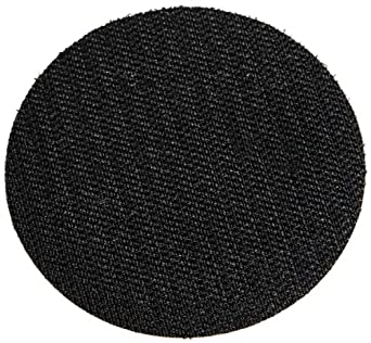 """3M Hookit Disc Pad 02700, 3"""" Diameter x 1/2"""" Thickness, 5/16""""-24 Thread Size (Pack of 1)"""