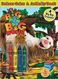 It's a Big Big World Color & Activity Book: With Crayons