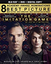 The Imitation Game [Blu-ray + DVD + Digital Copy]