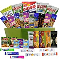 Healthy Snacks Gift Basket Care Packa…