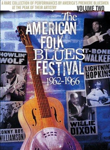 The American Folk Blues Festival Volume 2 - 1962-1966 [DVD]