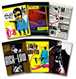 Crime Wave 6-Pack (High & Low / Tokyo Drifter / The Honeymoon Killers / Branded to Kill / Alphaville / Man Bites Dog) (The Criterion Collection) - Amazon.com exclusive
