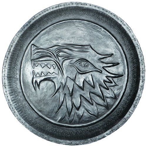Game of Thrones Stark Shield Pin (House Stark compare prices)