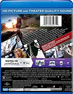 Hardcore Henry (Blu-ray + Digital HD) by Universal Studios Home Entertainment