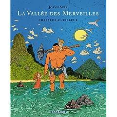 La Vallée des Merveilles, Tome 1 : Chasseur-Cueilleur