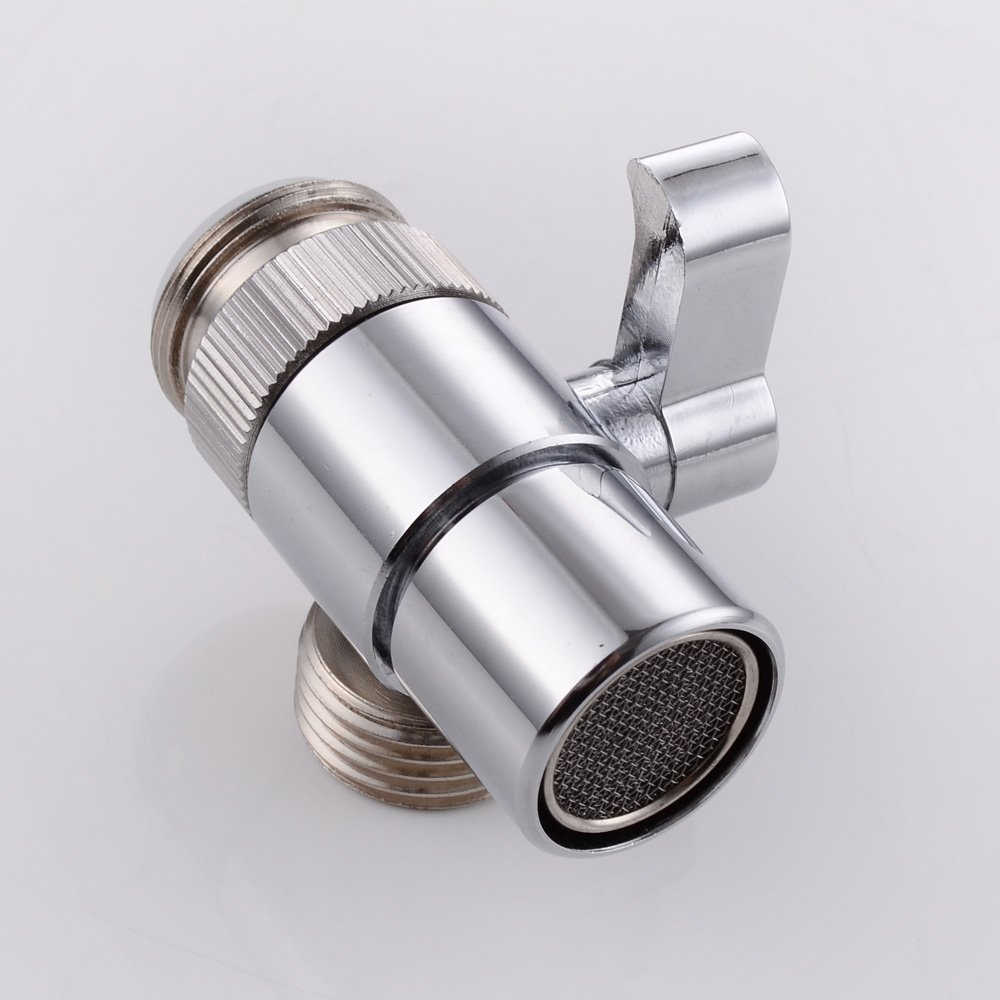 Kes Brass Diverter For Kitchen Or Bathroom Sink Faucet Replacement Part Pv10 Ebay
