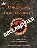 Directive on Superpowers: A Guide to Metahuman Powers in the DC Universe (DCU RPG)