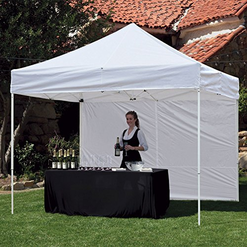 Instant Shelters With Side Walls : Z shade archives gazebo canopy lowes