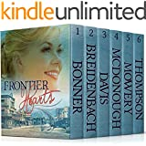 Frontier Hearts: An Historical Christian Western Romance Collection