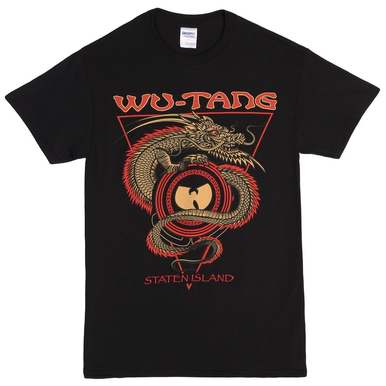 Wu tang clan cream shirt