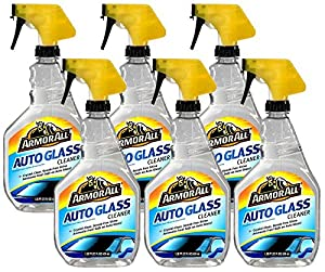 Armor All Auto Glass Cleaner (22 Oz.) - 6 Pack by armored auto group sales