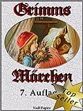 Grimms M�rchen - Vollst�ndige, �berarbeitete und illustrierte Ausgabe (HD): Mit hochaufl�senden, vollfarbigen Bildern (M�rchen bei Null Papier) (German Edition)