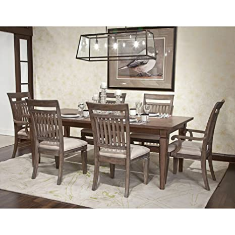 Legacy Classic Furniture Brownstone Village Dining Table