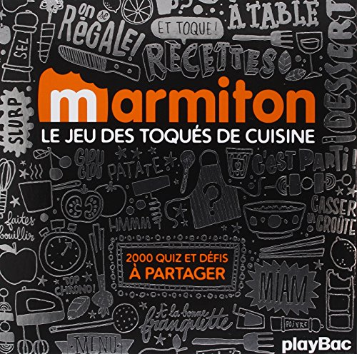 le jeu des toques de cuisine marmiton t l charger gratuit pdf epub. Black Bedroom Furniture Sets. Home Design Ideas