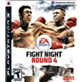 Fight Night Round 4 NEW Sony Playstation 3 PS3 Game