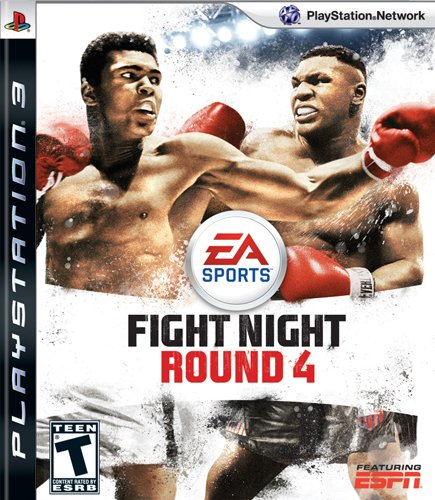 Fight Night Round 4 – Playstation 3