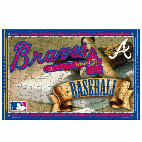 MLB Atlanta Braves 150-Piece Puzzle - 1