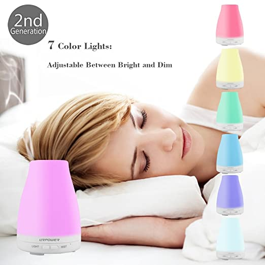 URPOWER® 2nd Version Essential Oil Diffuser