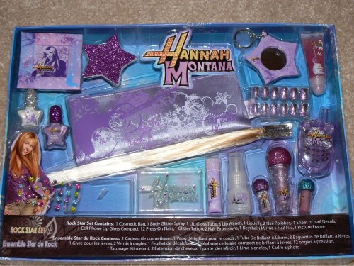 Buy Hannah Montana Rock Star Beauty Makeup Set