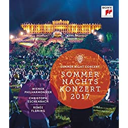Sommernachtskonzert 2017 / Summer Night Concert 2017 [Blu-ray]