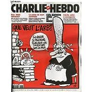 """Charlie hebdo n°410 - que veut l'arb ? """"envahir la pologne pour avoir une ouverture sur la mer"""""""