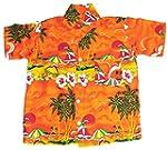 Hawaiian Shirt Beach Umbrellas Sungla...