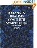 Johannes Brahms Complete Symphonies in Full Score (Vienna Gesellschaft Der Musikfreunde Edition)