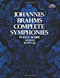 img - for Johannes Brahms Complete Symphonies in Full Score (Vienna Gesellschaft Der Musikfreunde Edition) book / textbook / text book