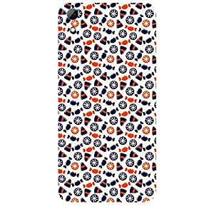 Skin4gadgets GEOMETRIC Pattern 29 Phone Skin for HTC DESIRE 826 W