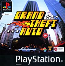 Playstation 1 - Grand Theft Auto