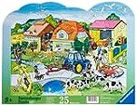 Ravensburger 06474 - Moderner Bauernh...
