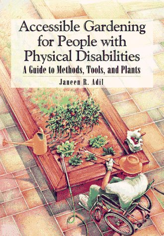 Accessible gardening for seniors and disabled aging and for Gardening tools for seniors