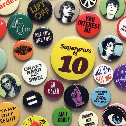 Supergrass Is 10