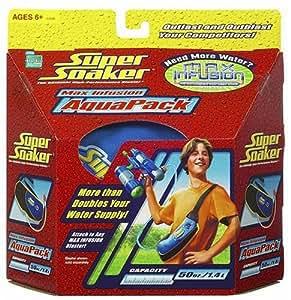 Super Soaker Max Infusion Aqua Pack