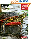 Aquatic Turtles (Pet Owner's Manuals)