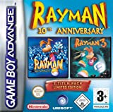 Rayman 10th Anniversary Compilation Pack (GBA)