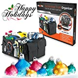 BriteNway AutoArrange Collapsible or Folding Car Trunk Organizer - Ideal for SUVs, Hatchbacks or Sedans - For Cargos, Travel Accessories, Tools,Camping or Food and Drinks - Multiple Compartments