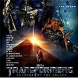 Transformers: Revenge Of The Fallen-The Album